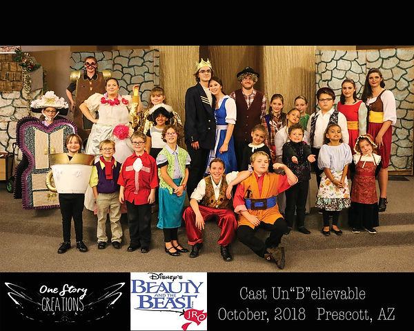 Beauty and the Beast Jr Prescott, AZ Hillside Community Church