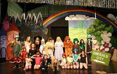 Wizard of Oz One Story Creations