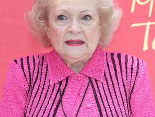 Betty White and Stuff.
