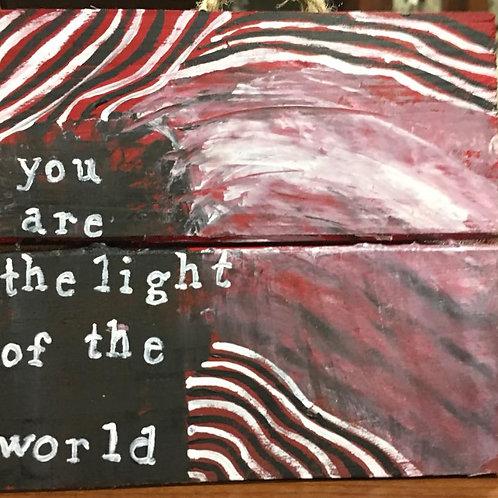 Godspell Light Of The World