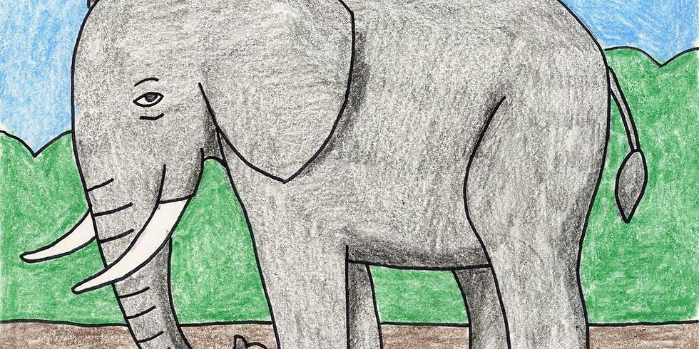Family Event: Elephants on Camera! 3/21/2021