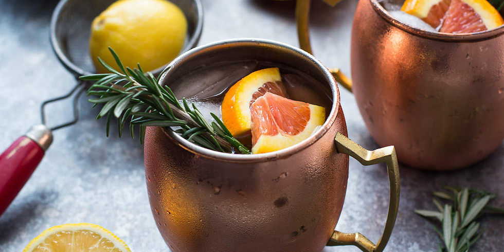 March Cocktail Class