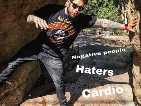 Dodging negativity