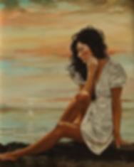 art,artist,markfox,acrylic,painting,classy,beauty,sexy,painting
