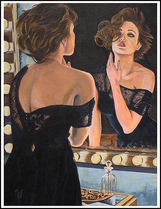 art,artist,acrylic,painting,markfox,sexy,original