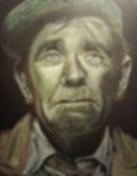 Art,Artist,Original,Pastel,Painting,Comedy,Icon,Norman,Wisdom,Mark,Fox