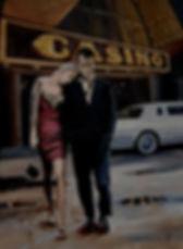 Art,artist,portrait,painting,original,print,acrylic,oils,sexy,tattoo,ink,inkedgirl,tattooed,beauty,seductive,girl,woman,lady,stripper,suggestive,gamble,winner,loser,casino