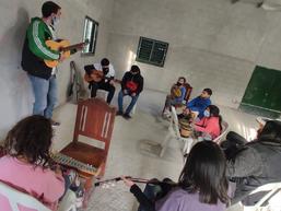 Infancias: promoción de la salud en entornos comunitarios