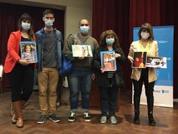 Reconocimientos por el concurso de fotos de la Semana de la Prevención de las Adicciones