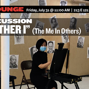 """Zoom Panel Discussion---Loy Luo: """"The Other I""""(The Me in Others)"""