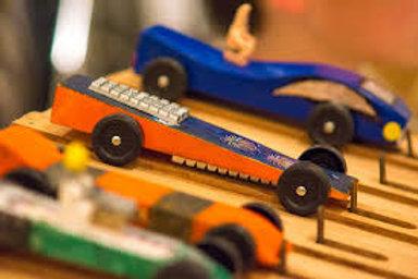 Race a Derby Car