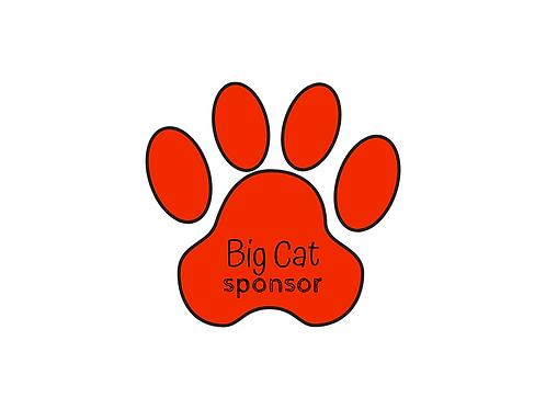 Big Cat Sponsor