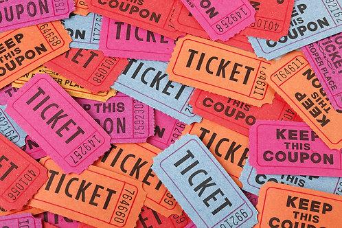 40 Tickets