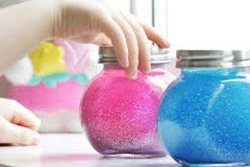 Magical Glitter Jar