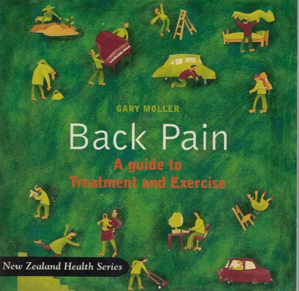 Back Pain book cover