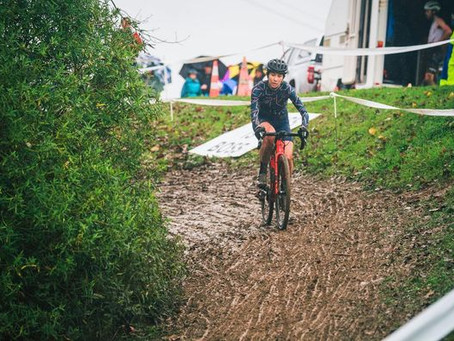 Here's some Cyclocross Fun