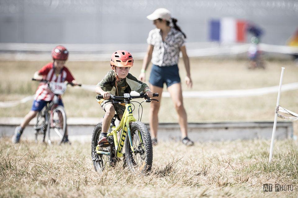 Kiddies cyclocross