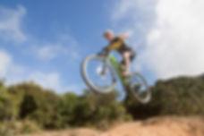 Gary Moller mountain biking