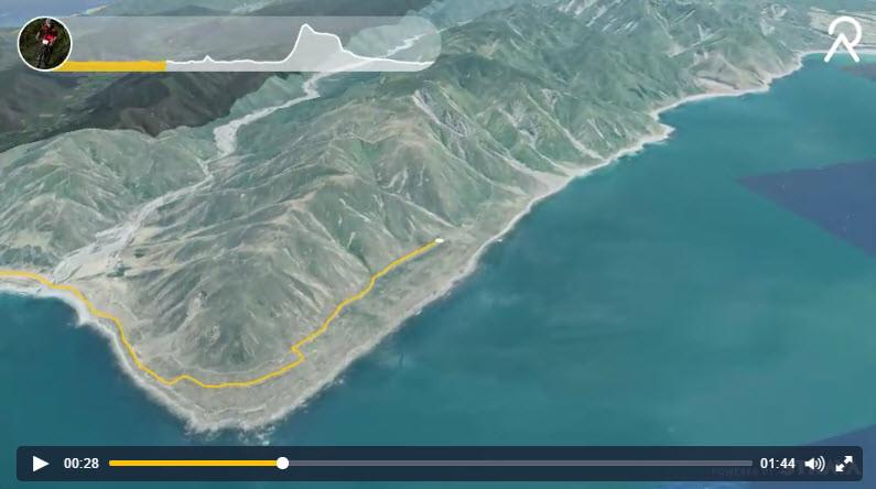 Video: Wainui-Wairarapa MTB ride