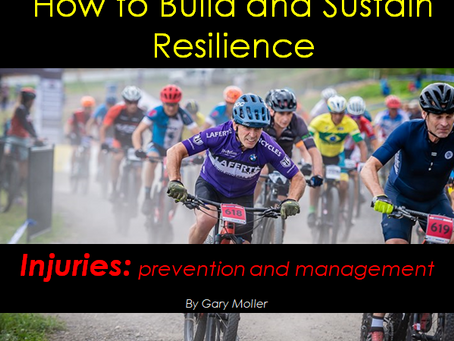 How to build and sustain resilience