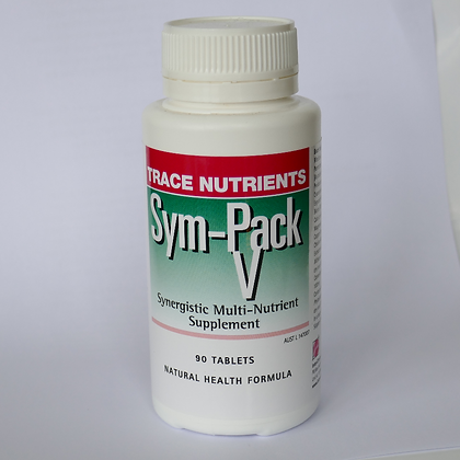 Trace Nutrients Sym-Pack V - 90 tabs