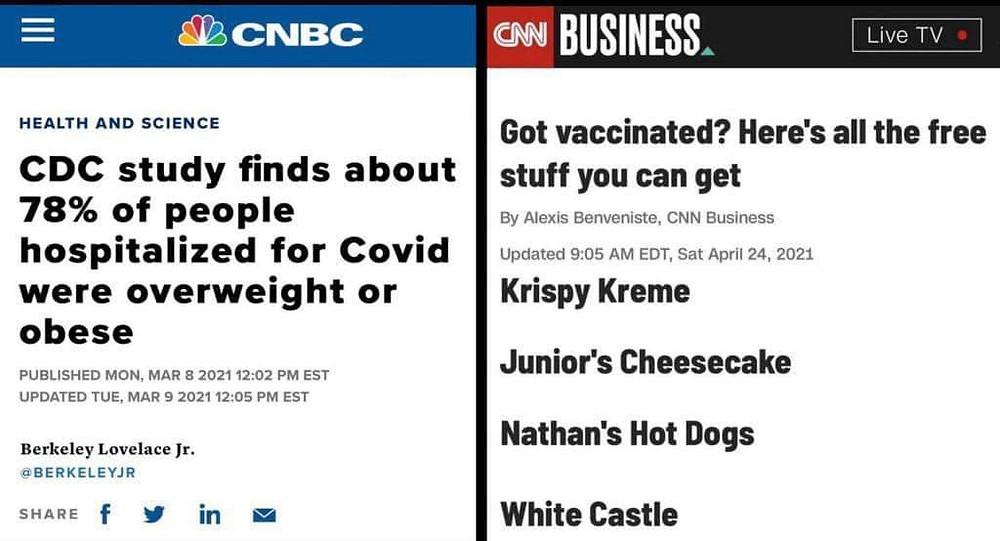 Vaccine risk