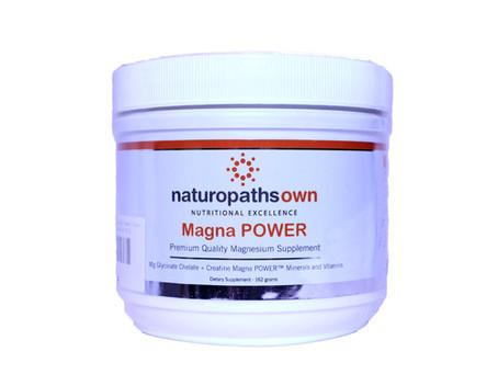 Naturopath's Own Magnapower