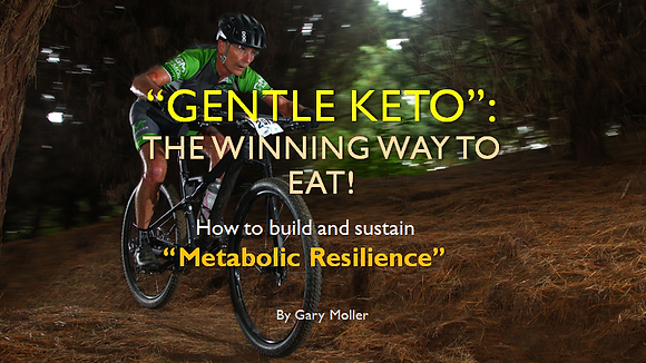 Gentle Ketosis Nutrition Webinar