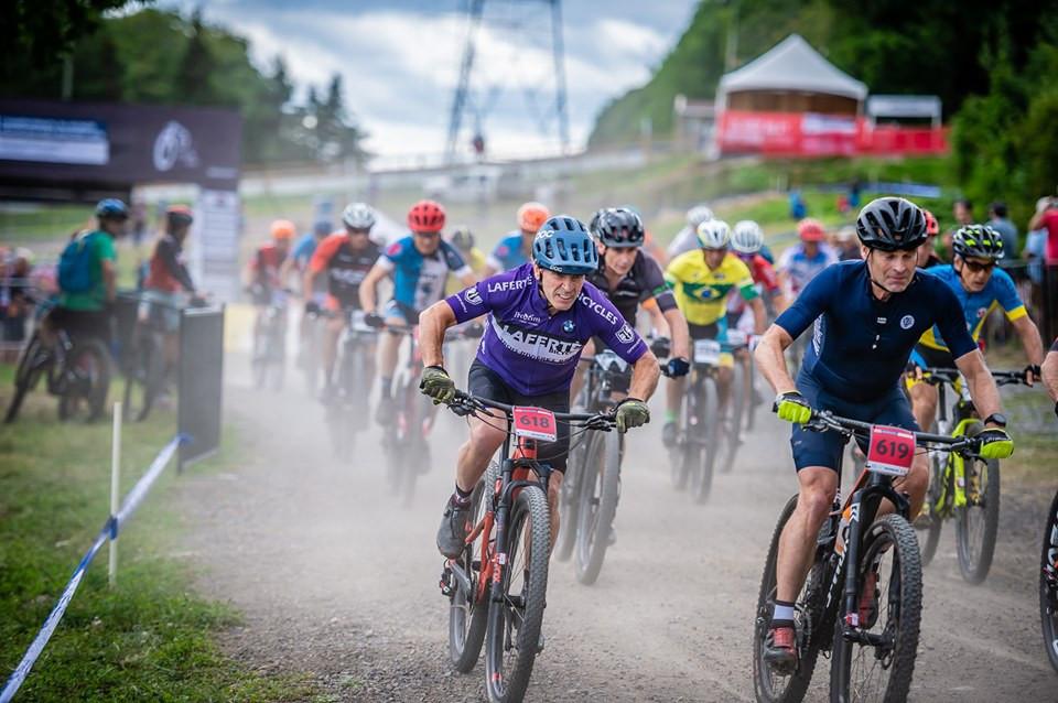 Masters Mountain Bike World Championships