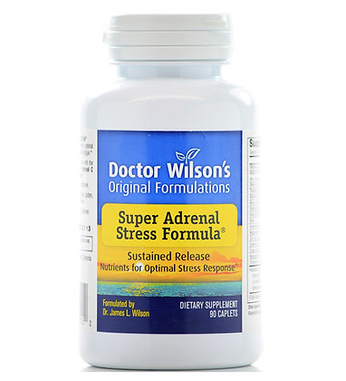 Dr Wilson's Super Adrenal Stress Formula - 150 tab