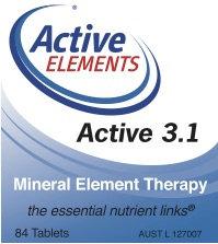 Active Elements 3.1 - 84 tabs