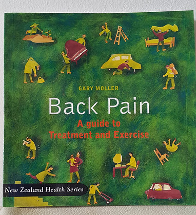 Back Pain - Guide to Treatment and Recovery
