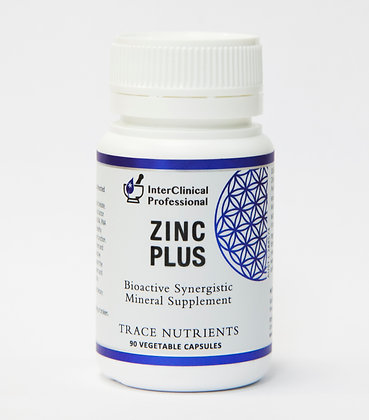 Interclinical Professional Zinc Plus - 90 caps