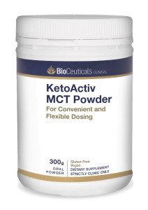 KetoActiv MCT Powder 300 grams