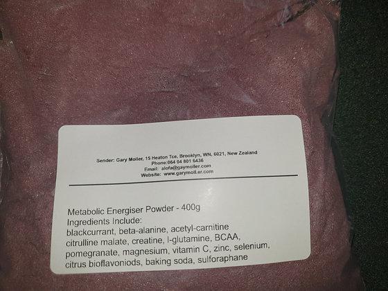 Metabolic Energiser 350+ grams
