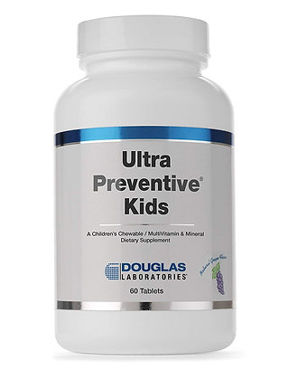 Douglas Laboratories Ultra Preventive Kids Chewable Multi - Orange