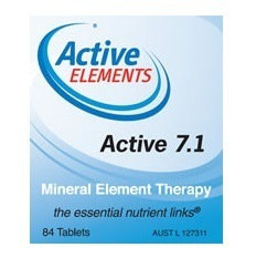 Active Elements 7.1 - 84 tabs