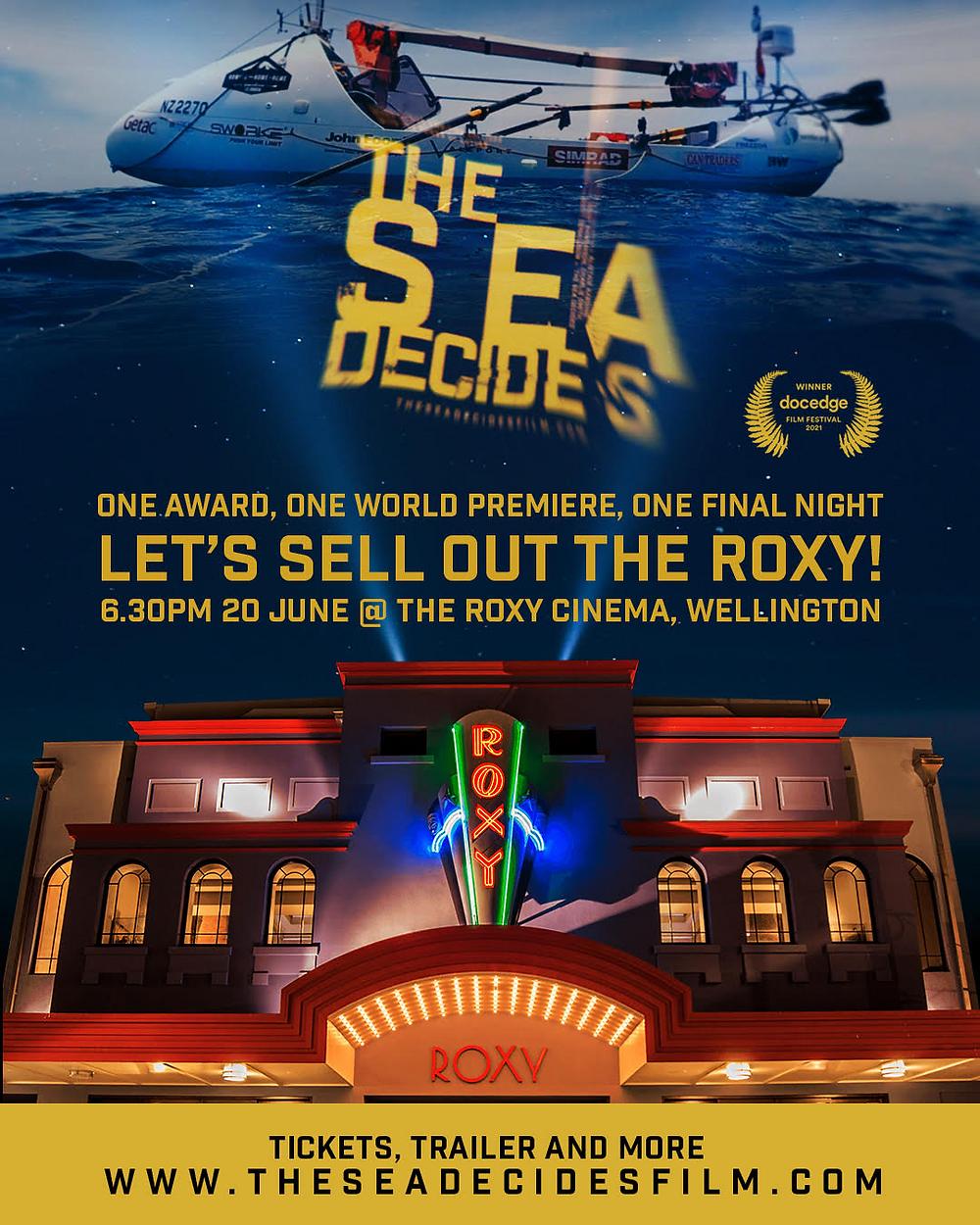 the sea decides