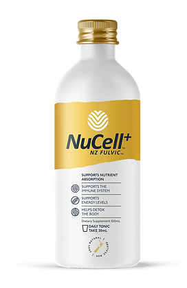 Nucell (formerly NZ Fulvic) 500ml