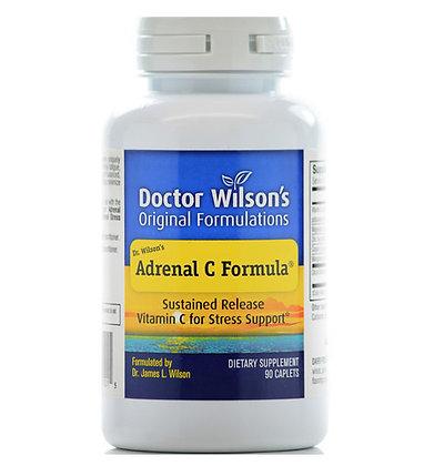 Dr Wilson's Adrenal C - 90 tabs