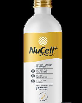 The health benefits of fulvic acid