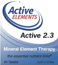 Active Elements 2.3 - 84 tabs