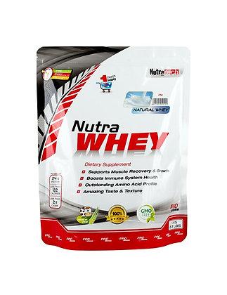 NutraTech Whey Powder - 907g
