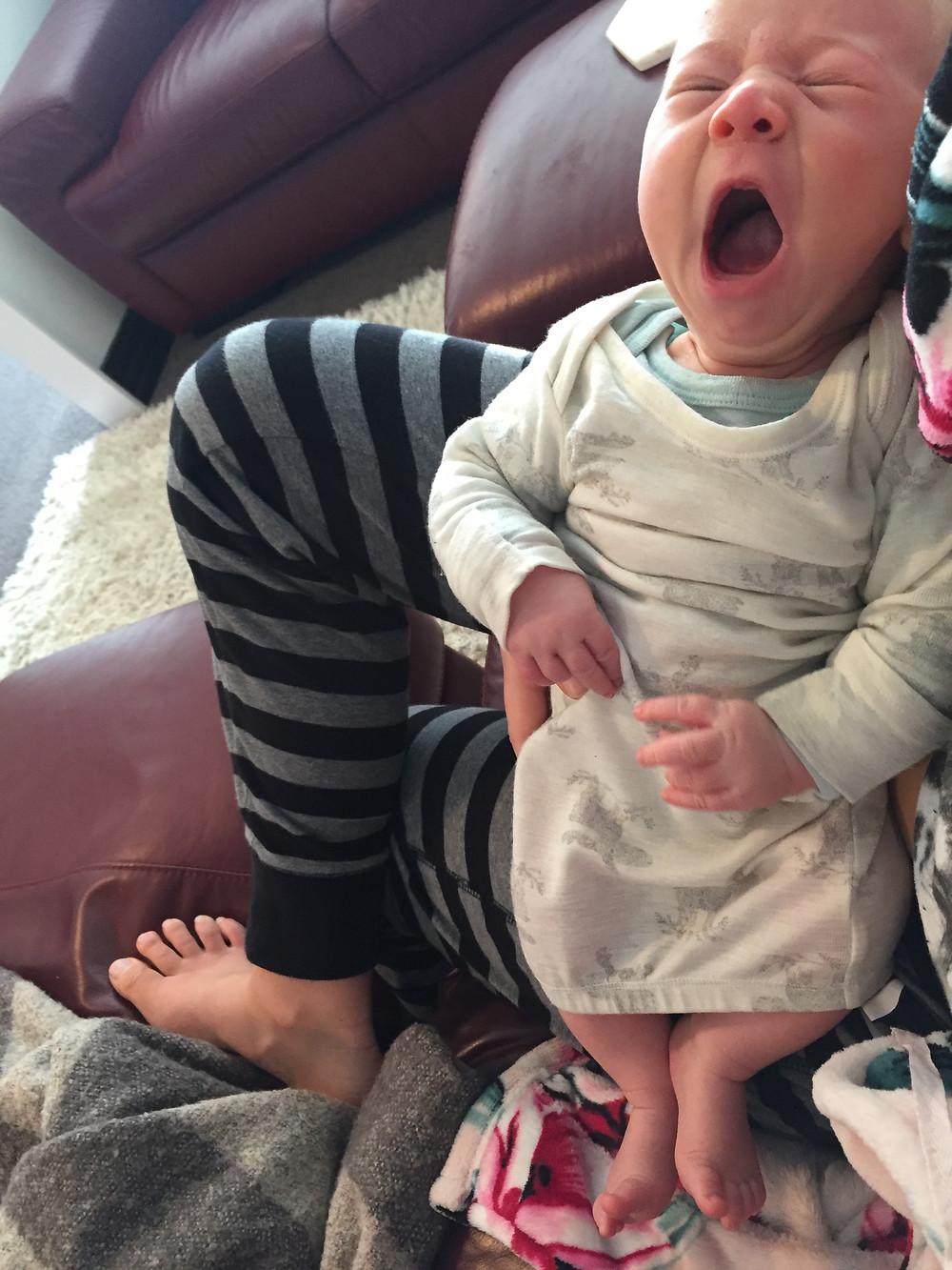 Happy Baby Gordon