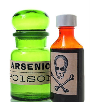 The poisoning of New Zealand with arsenic