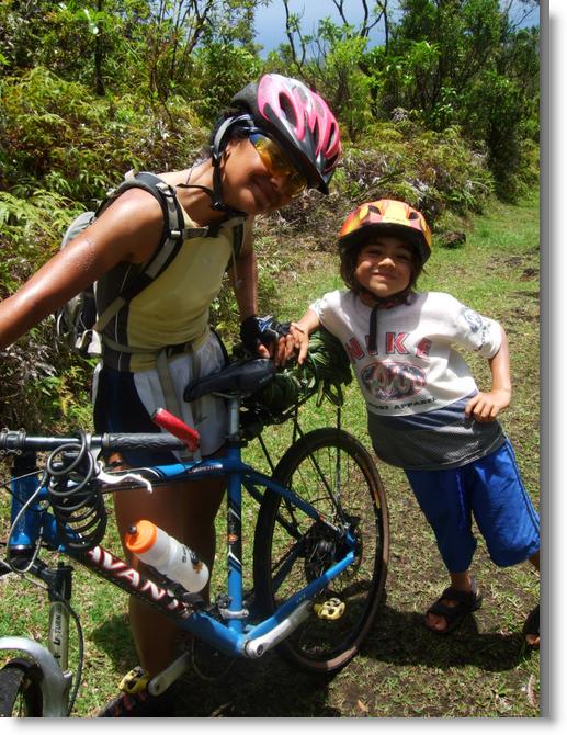 Alofa and Alama in Samoa