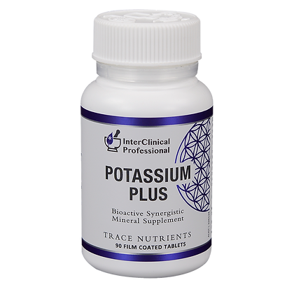 Interclinical Professional Potassium Plus - 90 tabs