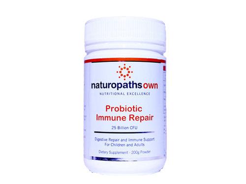 Naturopathsown Probiotic Immune Repair 200g powder