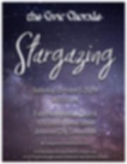 2019_10_05 The Civic Chorale - Stargazin
