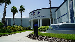 American Police Hall of Fame Museum in Titusville, Florida